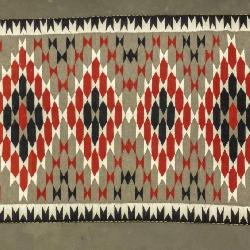 online store ba9cf 2bd23 Southwestern Handmade Native American Wool Rug