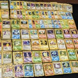 COMPLETE 1999 Pokemon Base Set EX to Mint