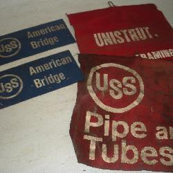 US Steel Magnets & Flags