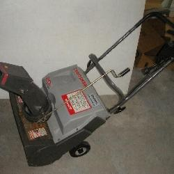 Craftsman 20 inch Electric Snow Blower