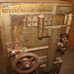 1891 Diebold Safe