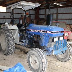 Ford Farmtrac 60