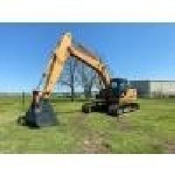 Case CX250C Excavator