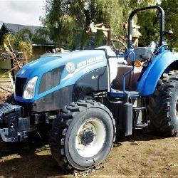 New Holland T 4 115 4 WD Tractor