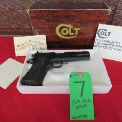 Colt ACE .22 LR 1911