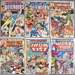 Defenders and Iron Fist