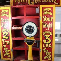 Carnival Circus Fool Guesser Game