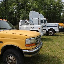 Ford and GMC Trucks