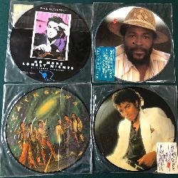 Paul McCartney, Marvin Gaye, Michael Jackson
