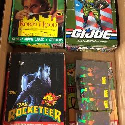 The Rocketeer, Robin Hood, Hologram