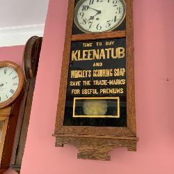 KLEENATUB REGULATOR CLOCK