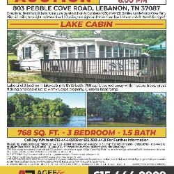 803 Pebble Cove Rd • Lebanon TN