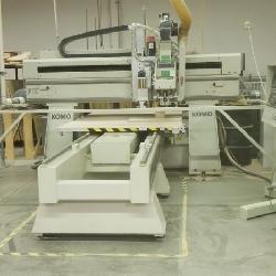 KOMO CNC Machine