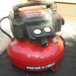 PORTER CABLE Air Compresser