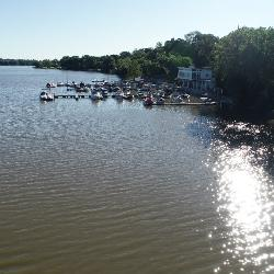 Maumee River - Boat Club