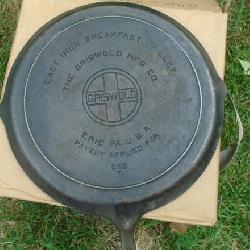 GRISWOLD NO 665B PAN