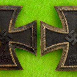 d8960afa87 WWII 1939 Germany Iron Crosses