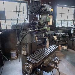 Vertical Mills