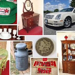 Norma Campbell Estate Auction Antiques and Collectibles