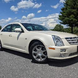 Norma Campbell Estate Cadillac STS