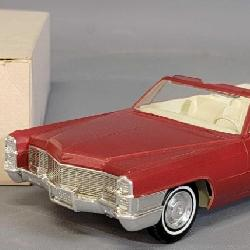 Cadillac promo car