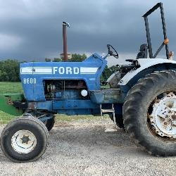 1974 Ford 8600