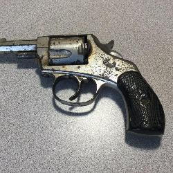 American Bull Vintage Hand Gun
