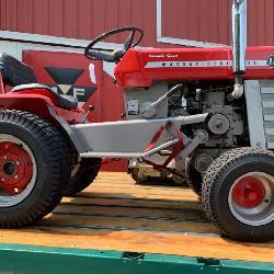 1966 Massey Ferguson 10 Garden Tractor
