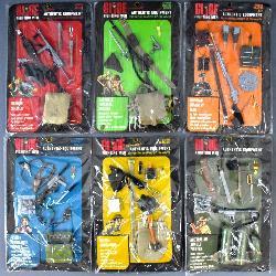 GI Joe SOTW accessory sets MIP