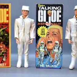 Boxed vintage GI Joe figures