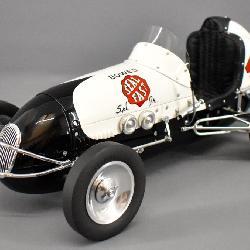 Ron Fournier midget racer