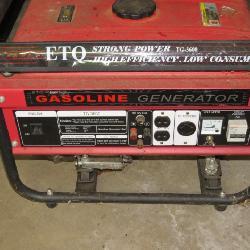 ETQ TG 3600 Generator