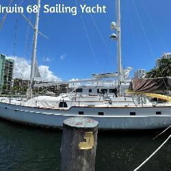 1987 Irwin 68′ Sailing Yacht