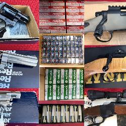 Guns Ammo Gunsmithing Supplies Auction