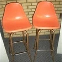 Herman Eames Bar Stool