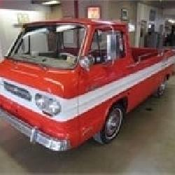 1963 Coravair Truck