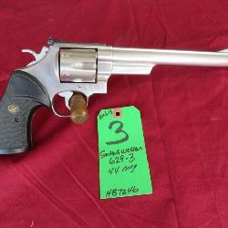 Smith & Wesson 629-3 .44 mag
