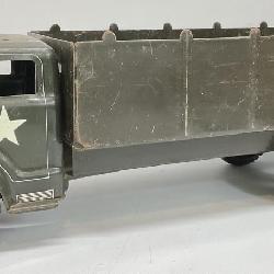Vtg. 1950's Marx Lumar U.S. Army Truck 5417314