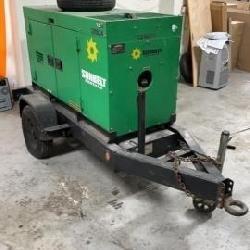 Whisperwatt Diesel Powered AC Generator