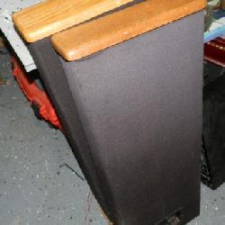 TIMEFRAME TF250 SPEAKERS