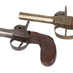 Black Powder Pocket Pistols