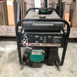 4000 Commercial Electric Generator.