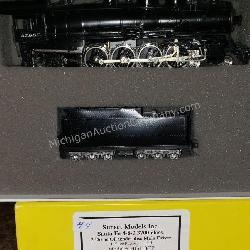 Sunset Santa Fe 4-8-2 3700 Class Model #HO 110CP