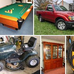 Pool Table Lawn and Garden