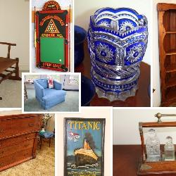 Antiques and Furniture