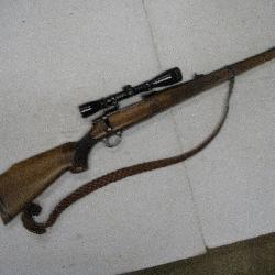 Sako 270 Cal. Bolt Action Rifle, 20 inch Barrel