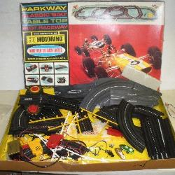 Parkway Slot Car Track AS IS