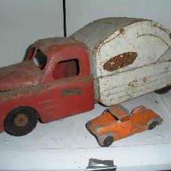 Hubley -Truck-Struco Garbage Truck