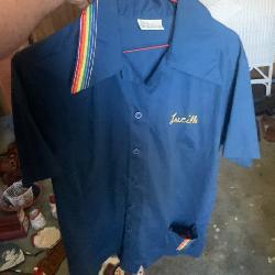 Vintage Sunbeam employee shirt