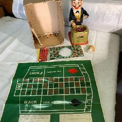 Vintage Toys and Games